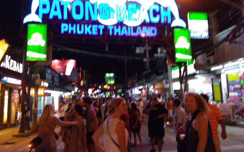 Karon & Patong Beatches- Phuket- Thaïland