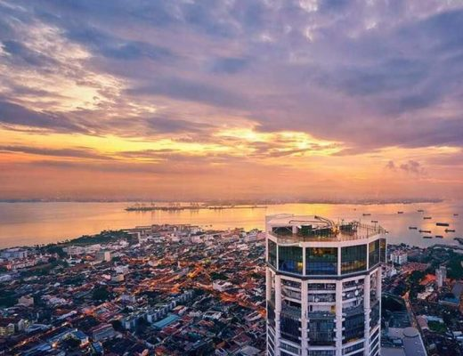 Penang - Nouvel An 2020