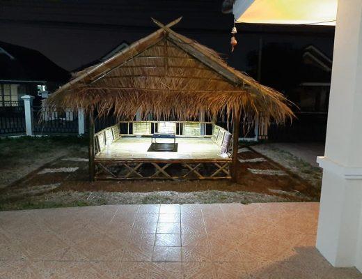 sala à san kamphaeng Chiang Mai Thaïlande