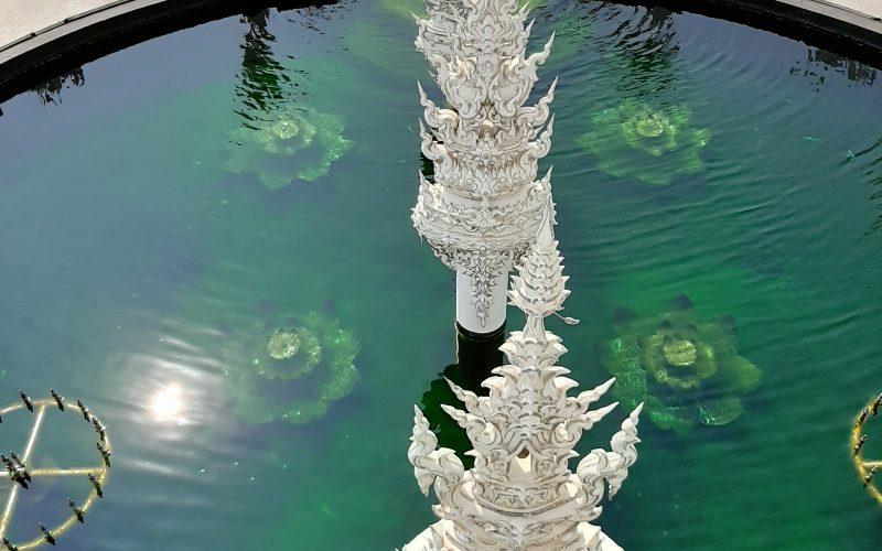 Wat Rong Khun - What Phra Singh - Wat Rong Suea Ten