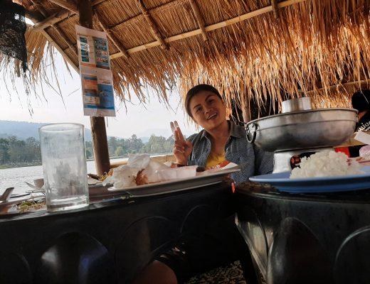 Huai Tueng Thao à Don Kaeo, Mae Rim, Province de Chiang Mai