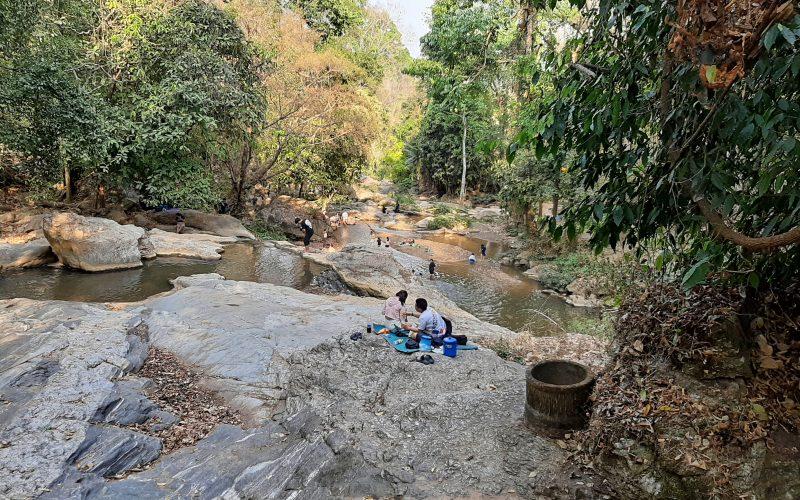 Mae Sa waterfall Mae Rim Chiang Mai
