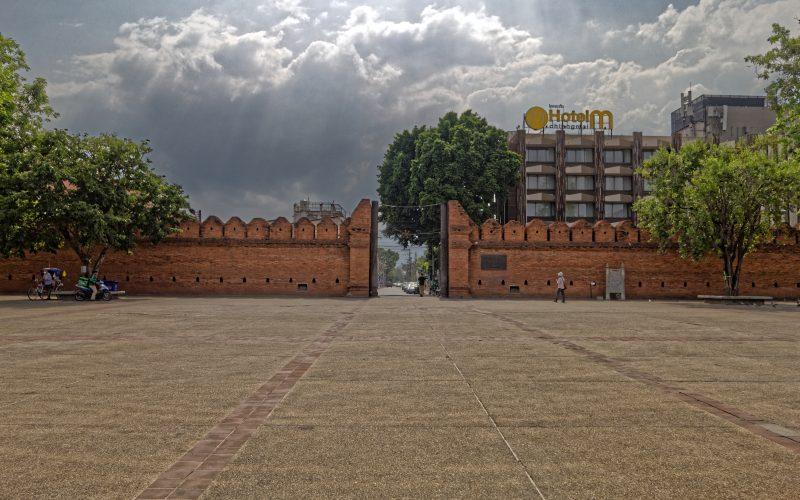 vieille ville de chiang mai