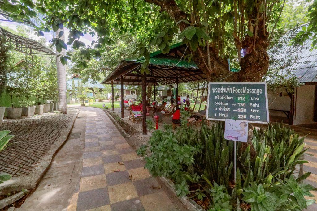 sources chaudes de San Kamphaeng