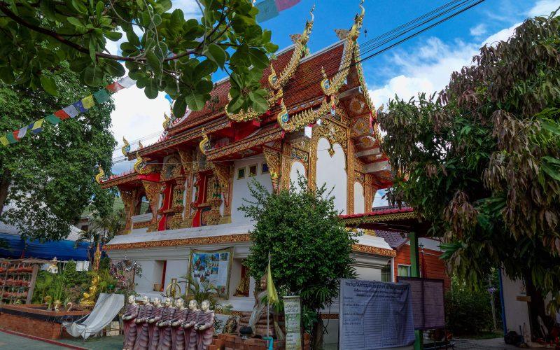 Wat San Klang Nuea