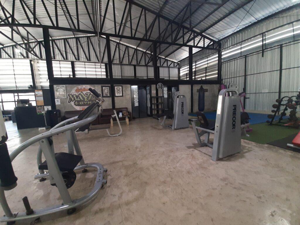 Mayan Gym