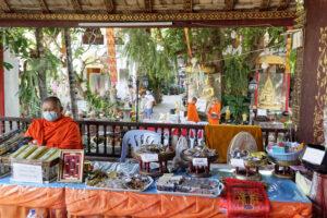 Wat Tha Mai I entrée du temple