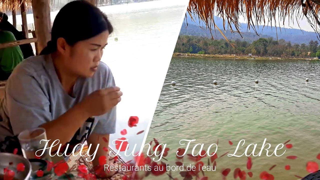Huay Tung Tao - Restaurants au bord du lac - OnaKuneVie